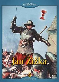 Jan Žižka - DVD (digipack)