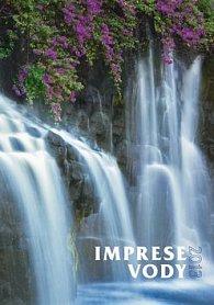 Imprese vody - nástěnný kalendář 2013