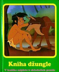 Kniha džungle Kniha PUZZLE