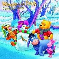 Winnie the Pooh 2009 - nástěnný kalendář