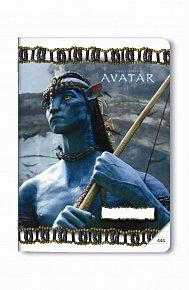 Sešit A4/444 Avatar
