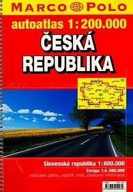 Autoatlas ČR/Evropa spirála