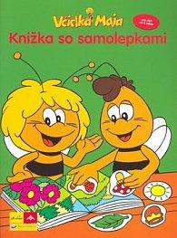 Včielka Maja Knižka so samolepkami