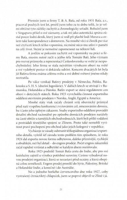 Náhled Srdcem baťovec - Neobyčejné příběhy baťovců v cizině