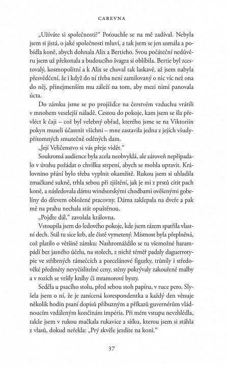 Náhled Carevna - Román o Marii Fjodorovně, matce posledního cara
