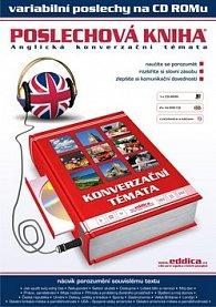 Poslechová kniha Anglická konverzační témata + CD