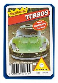 kvarteto Auto turbo (papírová krabička)
