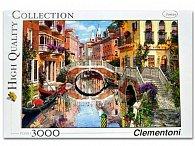 Puzzle 3000 dílků Benátky