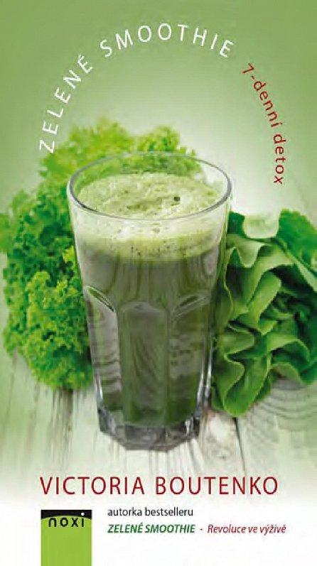 Náhled Zelené smoothie - 7-denní detox