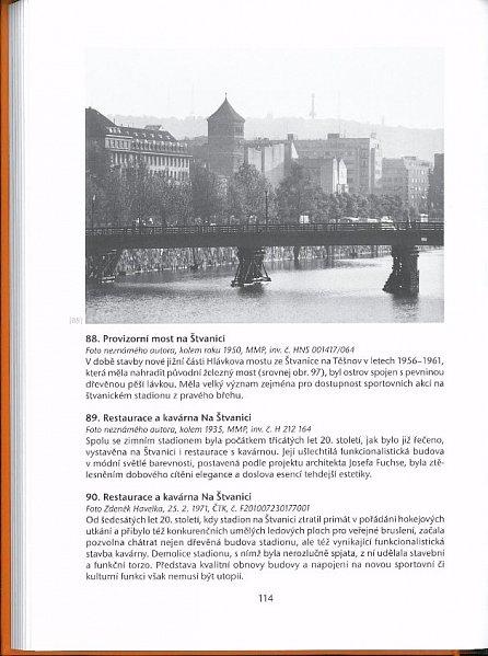 Náhled Zmizelá Praha-Vltava a její břehy 2.díl