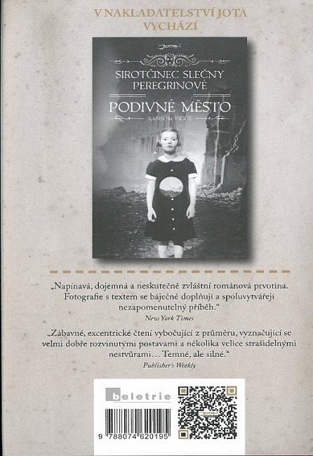 Náhled Sirotčinec slečny Peregrinové pro podivné děti