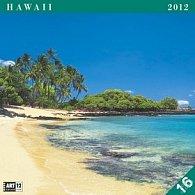 Kalendář nástěnný 2012 - Havaj Leoš Šimánek, 30 x 60 cm