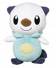 Pokémon: Oshawott - velká plyšová postavička