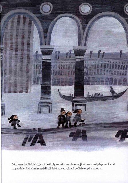 Náhled Sen v Benátkách