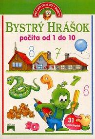 Bystrý Hrášok počíta od 1 do 10