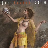 Jan Saudek 2010 - nástěnný kalendář