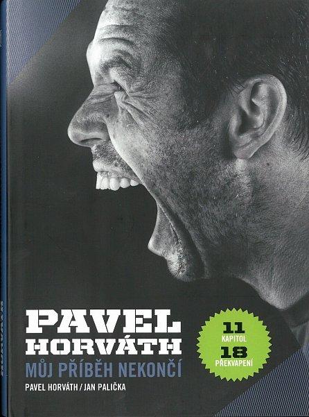 Náhled Pavel Horváth Můj příběh nekončí