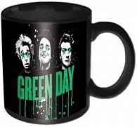 Hrnek keramický - Green Day