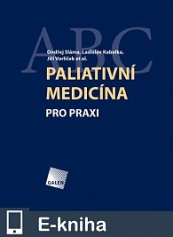 Paliativní medicína (E-KNIHA)