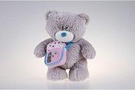 Plyšový medvídek s kabelkou