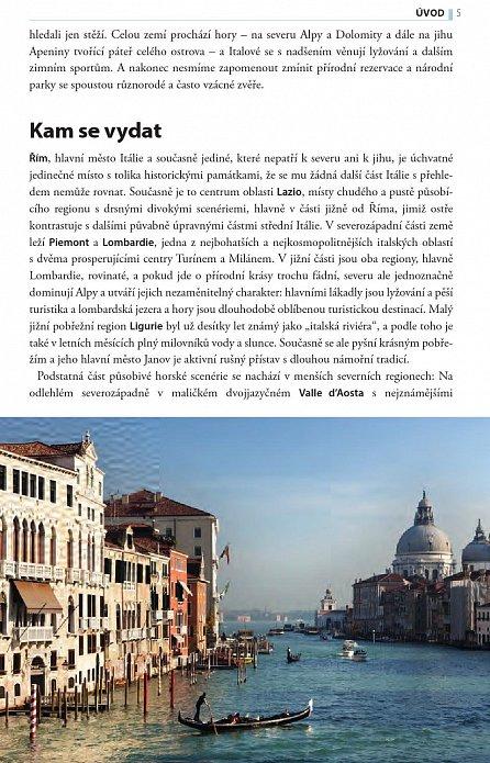 Náhled Itálie - Turistický průvodce