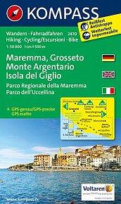 Maremma,Argentario,Grosseto 2470 / 1:50T NKOM