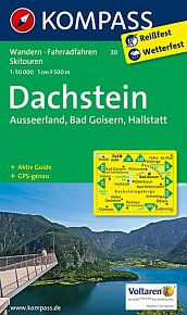 Dachstein-Ausseerland- Bad Goisern  20     NKOM 1:50