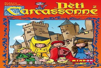 Náhled Carcassonne Děti