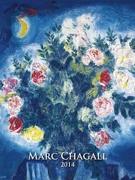 Marc Chagall - nástěnný kalendář 2014