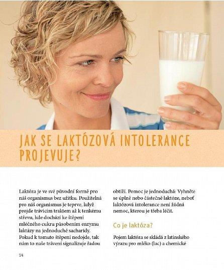 Náhled Intolerance laktózy