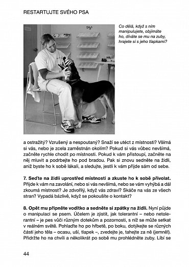Náhled Restartujte svého psa