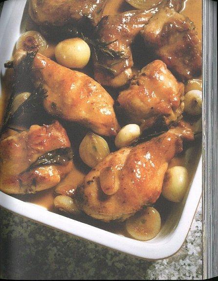 Náhled Ohnivý kuře - Váš recept na zábavu
