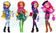 Ever After High z hloubi lesa