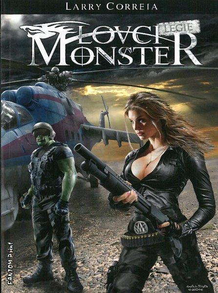 Náhled Lovci monster 4 - Legie