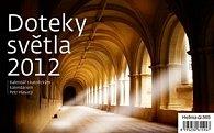 Kalendář stolní 2012 - Doteky světla ( s katolický