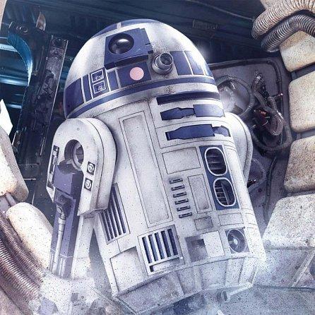 Náhled Kalendář poznámkový 2020 - Star Wars, 30 × 30 cm
