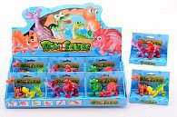 Legrační dinosaurus 6 druhů