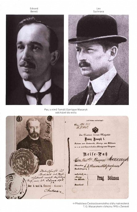 Náhled Československé legie 1914-1920 - Katalog k výstavám Československé obce legionářské