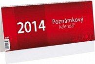Poznámkový 2014 - stolní kalendář