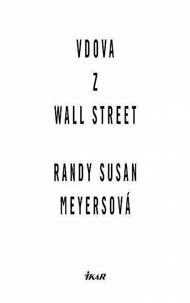 Náhled Vdova z Wall Street
