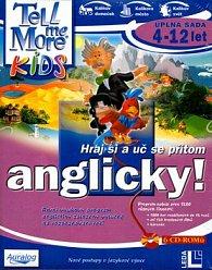 Tell me More Kids Hraj si a uč se přitom anglicky!