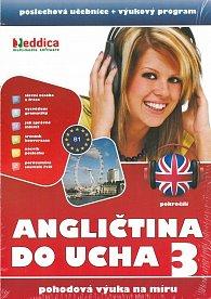 Angličtina do ucha 3. - CD