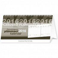 Kalendář stolní 2016 - Plánovací dvoutýdenní,  33 x 16 cm