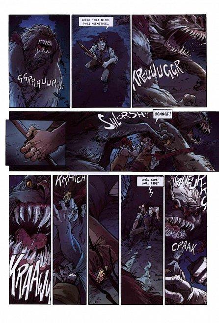 Náhled Crew2 - Comicsový magazín 52/2016