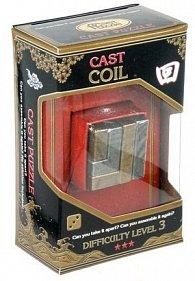 Hlavolam Hanayama Gold - Coil