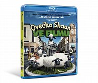 Ovečka Shaun ve filmu - Bluray