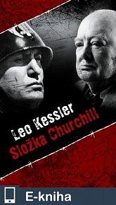 Složka Churchill (E-KNIHA)