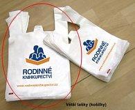 RK tašky velké 300 ks