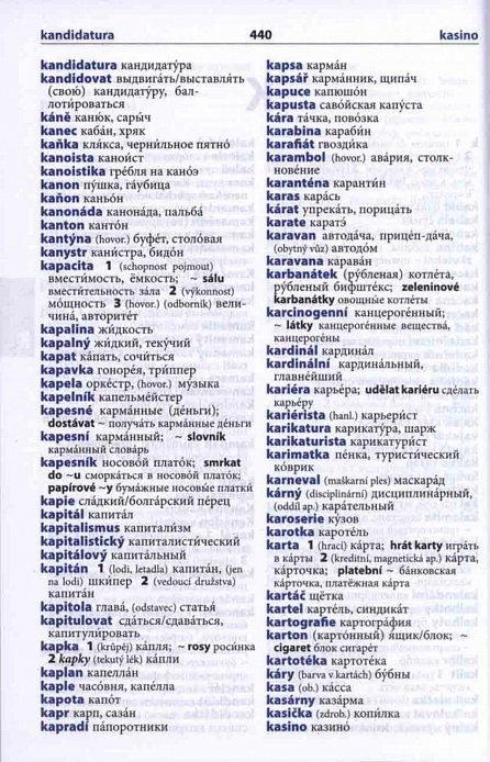 Náhled Rusko-český, česko-ruský šikovný slovník...… nejen do školy