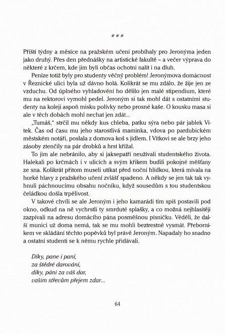 Náhled Svatý rváč - Rromán o Jeronýmovi Pražském